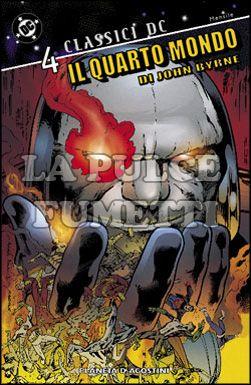 CLASSICI DC - IL QUARTO MONDO DI JOHN BYRNE #     4