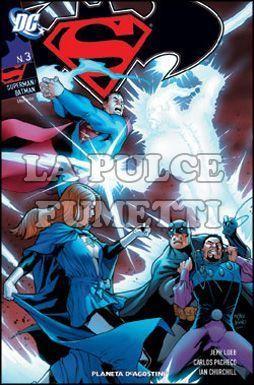 SUPERMAN / BATMAN #     3