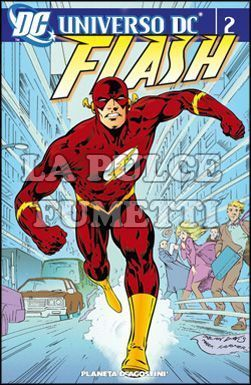 UNIVERSO DC - FLASH #     2