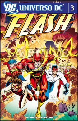 UNIVERSO DC - FLASH #     3