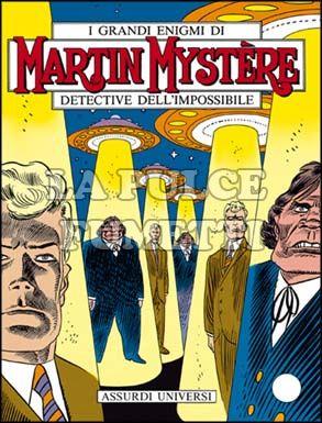 MARTIN MYSTERE #    84: ASSURDI UNIVERSI