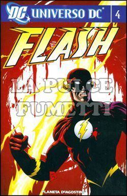 UNIVERSO DC - FLASH #     4