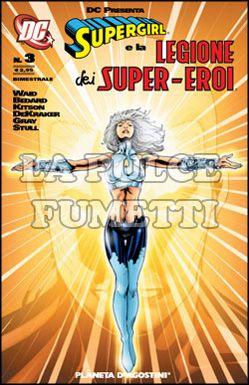 SUPERGIRL E LA LEGIONE DEI SUPER-EROI #     3