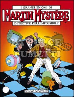 MARTIN MYSTERE #    91: SONNO MORTALE