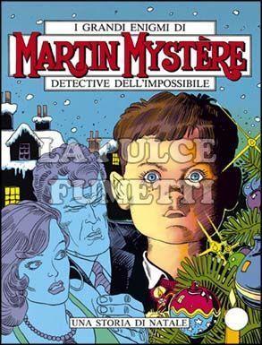 MARTIN MYSTERE #    93: UNA STORIA DI NATALE