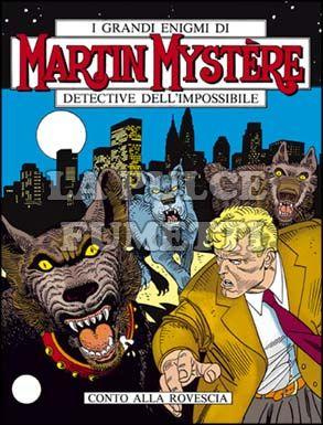 MARTIN MYSTERE #    94: CONTO ALLA ROVESCIA
