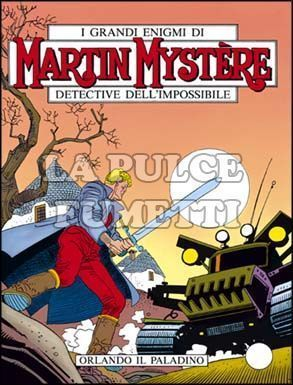 MARTIN MYSTERE #    96: ORLANDO IL PALADINO