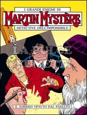 MARTIN MYSTERE #   101: IL SORRISO VENUTO DAL PASSATO