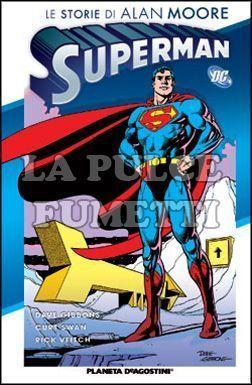 SUPERMAN LE STORIE DI ALAN MOORE EDIZIONE ASSOLUTA