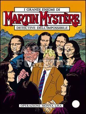 MARTIN MYSTERE #   102: OPERAZIONE MONNA LISA