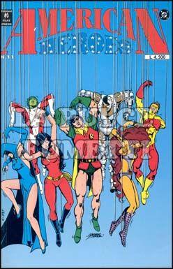 AMERICAN HEROES #    11