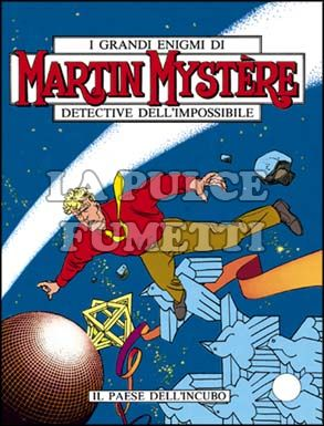 MARTIN MYSTERE #   107: IL PAESE DELL'INCUBO