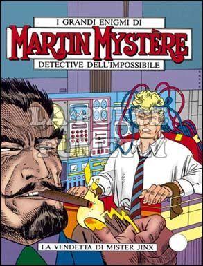 MARTIN MYSTERE #   108: LA VENDETTA DI MISTER JINX