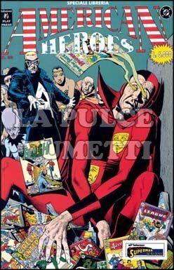 AMERICAN HEROES #    33 - LIBRERIA