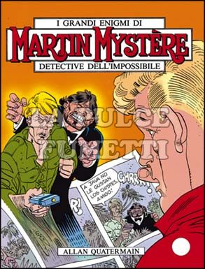 MARTIN MYSTERE #   112: ALLAN QUATERMAIN