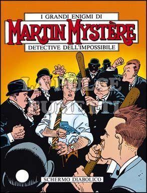 MARTIN MYSTERE #   118: SCHERMO DIABOLICO