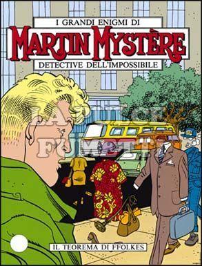 MARTIN MYSTERE #   120: IL TEOREMA DI FFOLKES