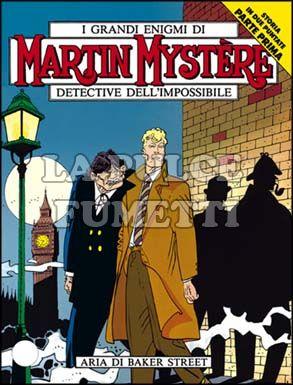 MARTIN MYSTERE #   129: ARIA DI BAKER STREET