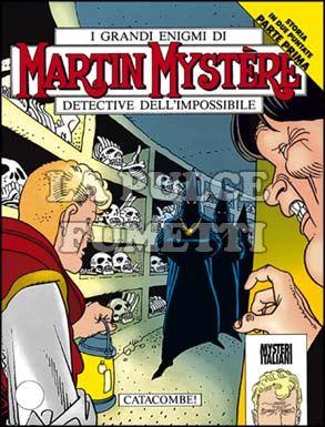 MARTIN MYSTERE #   135: CATACOMBE!