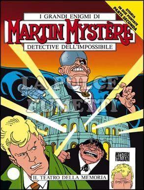 MARTIN MYSTERE #   136: IL TEATRO DELLA MEMORIA