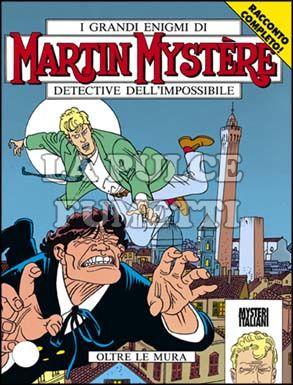 MARTIN MYSTERE #   146: OLTRE LE MURA
