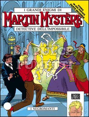 MARTIN MYSTERE #   150: I NEGROMANTI