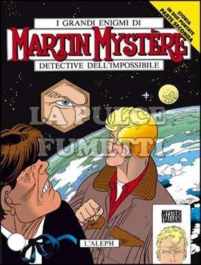 MARTIN MYSTERE #   155: L'ALEPH