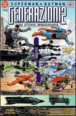 SUPERMAN E BATMAN GENERAZIONI II #     2