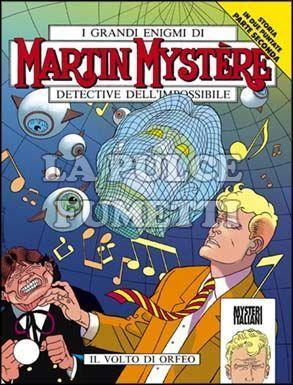 MARTIN MYSTERE #   161: IL VOLTO DI ORFEO