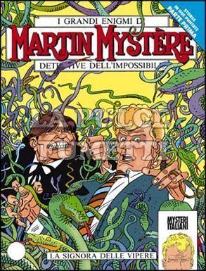 MARTIN MYSTERE #   162: LA SIGNORA DELLE VIPERE
