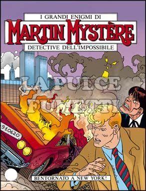 MARTIN MYSTERE #   165: BENTORNATO A NEW YORK!