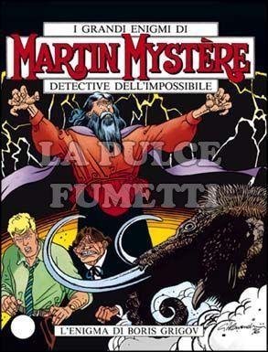 MARTIN MYSTERE #   169: L'ENIGMA DI BORIS GRIGOV