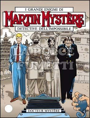 MARTIN MYSTERE #   175: DOCTEUR MYSTERE