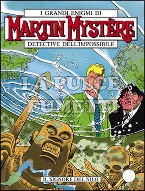 MARTIN MYSTERE #   180: IL SIGNORE DEL NILO