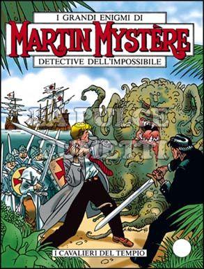 MARTIN MYSTERE #   181: I CAVALIERI DEL TEMPIO