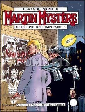 MARTIN MYSTERE #   186: SULLE TRACCE DELL'INVISIBILE
