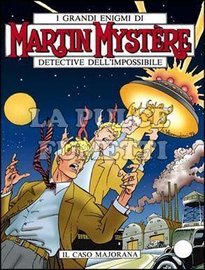 MARTIN MYSTERE #   191: IL CASO MAJORANA