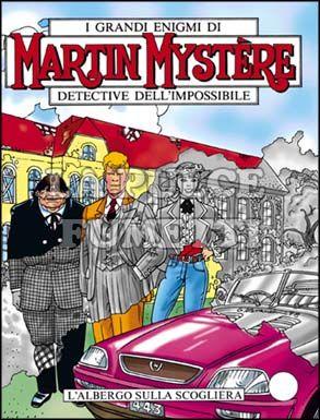 MARTIN MYSTERE #   195: L'ALBERGO SULLA SCOGLIERA
