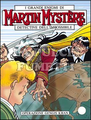 MARTIN MYSTERE #   199: OPERAZIONE GENGIS KHAN