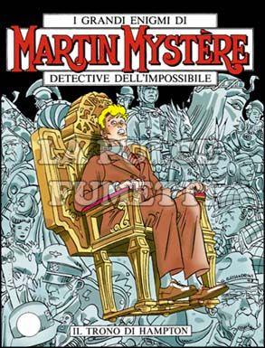 MARTIN MYSTERE #   201: IL TRONO DI HAMPTON