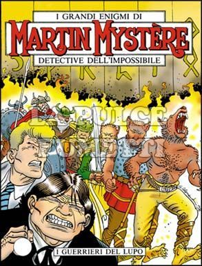 MARTIN MYSTERE #   202: I GUERRIERI DEL LUPO