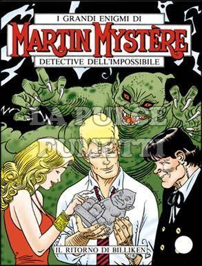 MARTIN MYSTERE #   204: IL RITORNO DI BILLIKEN