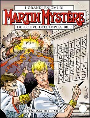 MARTIN MYSTERE #   207: L'ENIGMA DEL SATOR