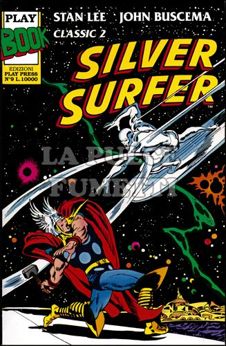 PLAY BOOK #     9 - SILVER SURFER CLASSIC  2