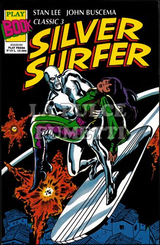PLAY BOOK #    13 - SILVER SURFER CLASSIC 3