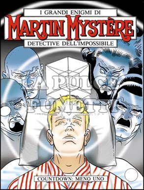 MARTIN MYSTERE #   212: COUNTDOWN: MENO UNO