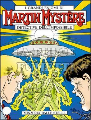 MARTIN MYSTERE #   214: MINACCIA DALLE STELLE