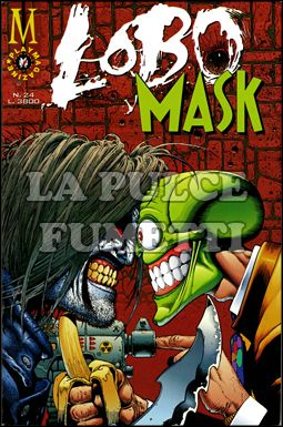 PLAY MAGAZINE #    24 - LOBO/MASK 1