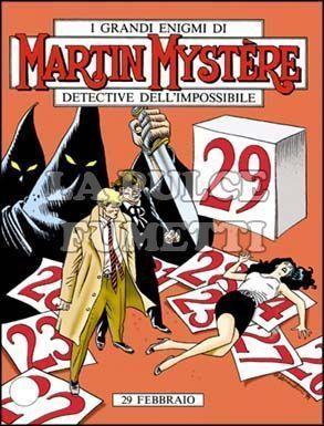 MARTIN MYSTERE #   216: 29 FEBBRAIO