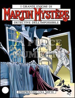 MARTIN MYSTERE #   217: D'IMPROVVISO UNA NOTTE